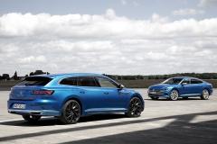 Volkswagen Arteon Shooting Brake Elegance and Arteon eHybrid Ele