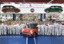 V Kragujevcu so izdelali že pol milijona Fiatov 500L