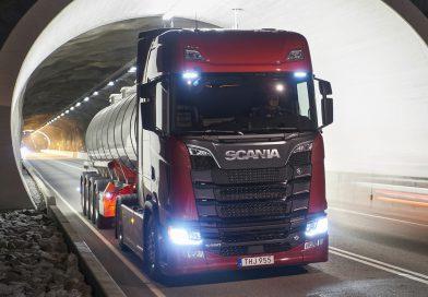 Scania: ugotavljanje voznikove pozornosti
