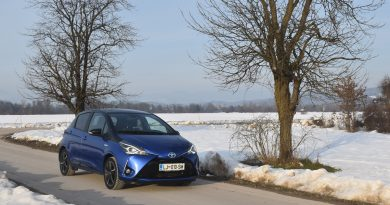 Toyota Yaris Hybrid: Mestni malček na hibridni pogon