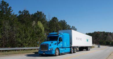 Waymov preizkus samovozečih tovornjakov