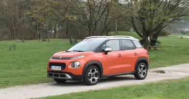 Citroën C3 Aircross: Vsestranski mali križanec