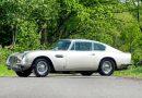 Aston Martin DB5 iz filma GoldenEye na dražbi
