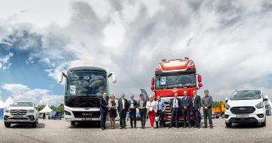 Razglasili smo gospodarska vozila leta 2018