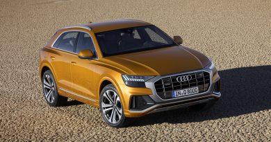 Audi bo razširil ponudbo z novincem Q8