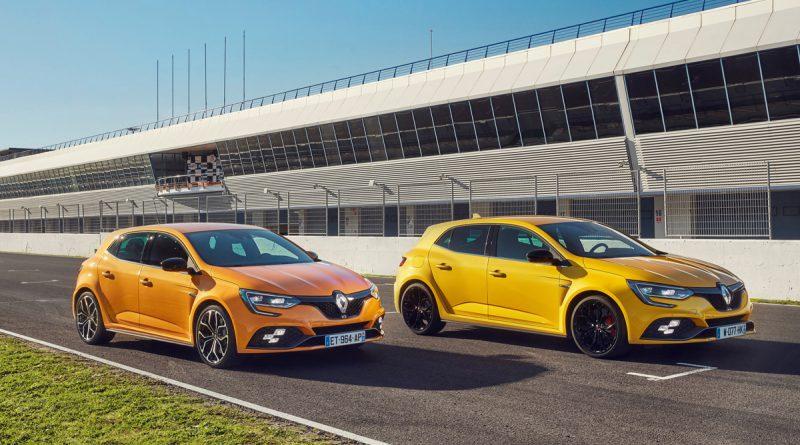 Renault Megane R.S. je športnik za vsak dan
