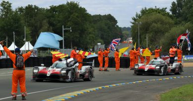 Dvojna zmaga ekipe Toyota Gazoo Racing na 24 ur Le Mansa