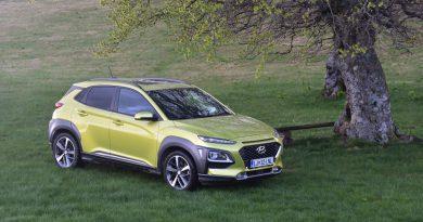 Hyundai Kona: Novo poglavje