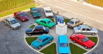 Dacia praznuje 50 let delovanja