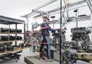 Sledenje gibanja telesa za učinkovitejšo proizvodnjo