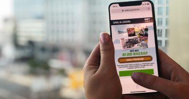 OMV nagrajuje z zabavno mobilno igro