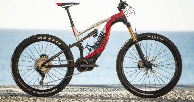Ducati predstavlja električno gorsko kolo