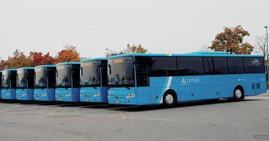 Arriva dobila 22 avtobusov Mercedes-Benz Intouro