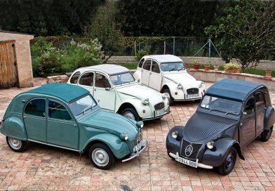 Sedem desetletij od predstavitve Citroëna 2CV