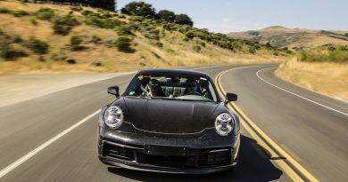 Novi Porsche 911 mora opraviti še zadnje preizkuse