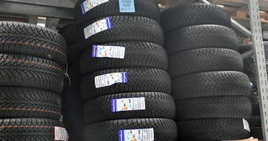 Kako pravilno shranjevati pnevmatike?
