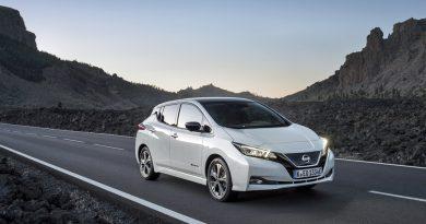 Nissan je na Norveškem popularnejši celo od Tesle