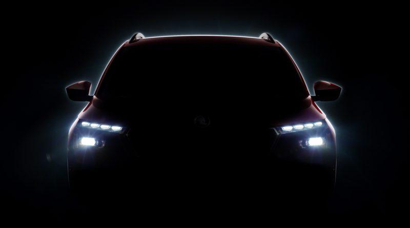 Škoda širi svojo družino modelov SUV