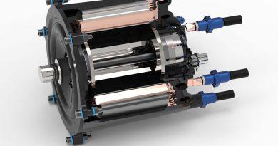 Bodo elektromotorje za EV kmalu izdelovali iz plastike?