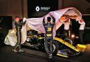 Renault F1 Team želi nadaljevati vzpon