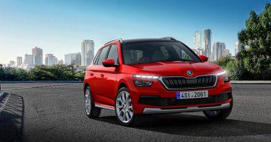 Škoda Kamiq je pravi mestni SUV