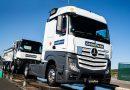 Nove tovorne pnevmatike za prevoze na dolge razdalje