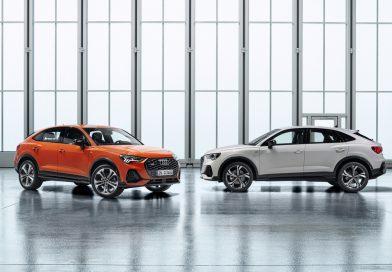 Audi Q3 Sportback je novi dinamični križanec