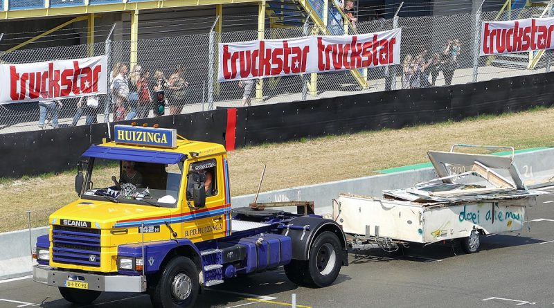 Festival Truckstar – 2.300 tovornjakov v Assnu
