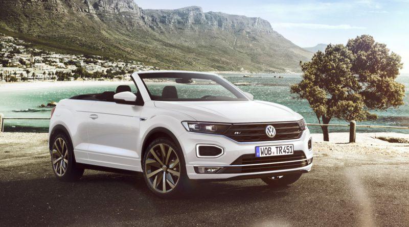Volkswagen T-Roc Cabriolet pri kupcih spomladi 2020