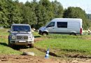 Mercedesov športni dan z lahkimi gospodarskimi vozili