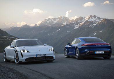 Porsche Taycan – električni športnik nove dobe