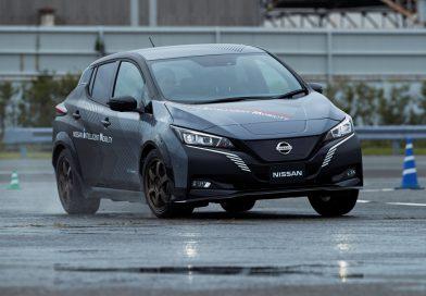 Nissanov električni štirikolesni pogon