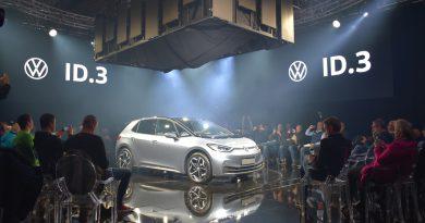 Volkswagen je tudi v Sloveniji predstavil novinca ID.3