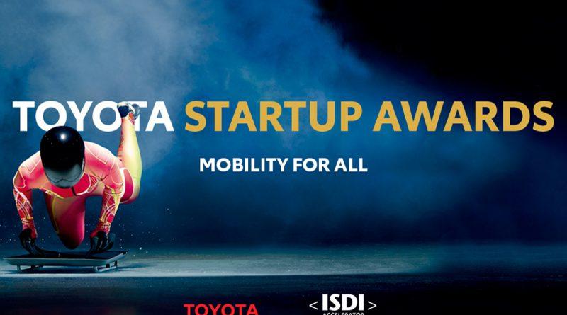 Toyotin natečaj za zagonska podjetja