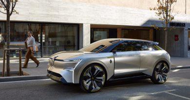 Renault Morphoz je avto za leto 2025