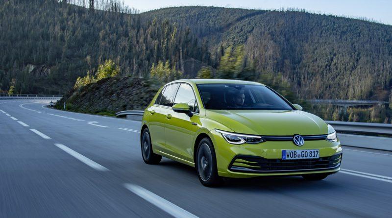 Volkswagen Golf želi utrditi sloves legende