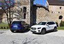 Mercedes-Benz GLB je terenski športnik