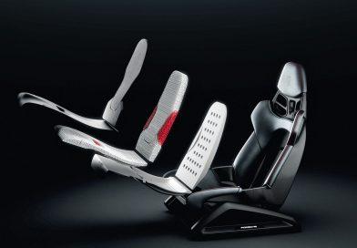 Porsche bo tiskal sedeže po meri voznika
