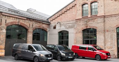 Mercedes-Benz Vito z novo energijo