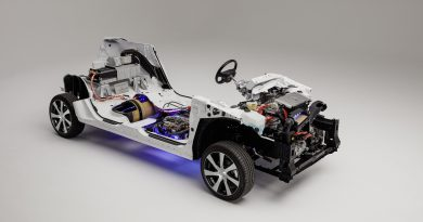 Toyota Mirai razkriva pogon na vodik