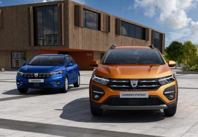 Dacia predstavlja novega Sandera