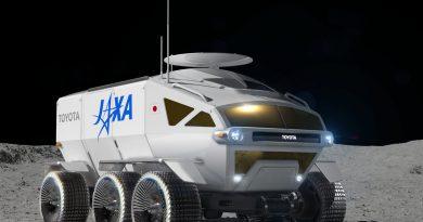 Po Luni bo vozil Lunar Cruiser