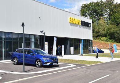 Skupina Renault ima nov izobraževalni center
