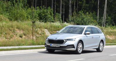 Škoda Octavia Combi: Generacijski preskok