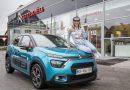 Slovenski smučarski tekači bodo dve leti vozili Citroëne