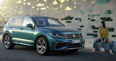 Volkswagen Tiguan – Spogledljivi zapeljivec