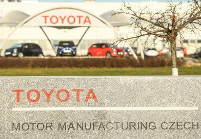 Toyota prevzela tovarno v Kolinu na Češkem