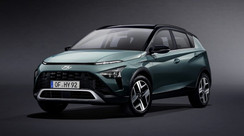 Hyundai Bayon je novo ime na trgu