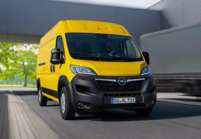 Opel predstavlja novega Movana