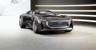 Audi Skysphere concept – prihodnost visokega razreda